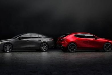 Loạt xe ô tô Mazda đẹp long lanh đang giảm giá mạnh, cao nhất 70 triệu đồng/chiếc