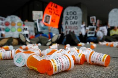 Tử vong do dùng thuốc giảm đau quá liều vẫn ở mức báo động