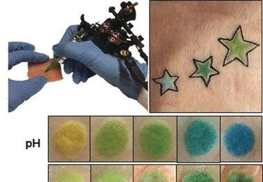 Theo dõi sức khỏe, cảnh báo bệnh tật nhờ bộ cảm biến da giống y hệt các hình xăm nghệ thuật