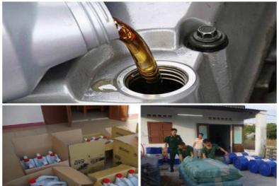 Dùng phải dầu nhớt kém chất lượng, xe máy và ô tô bị 'tàn phá' thế nào?