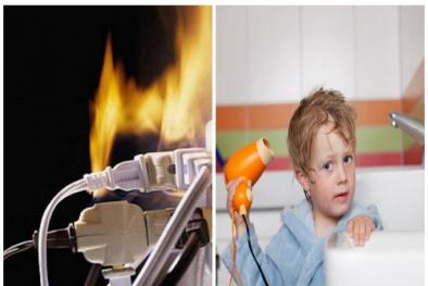 Dùng đồ điện trong nhà sai cách có thể phải trả giá bằng cả tính mạng