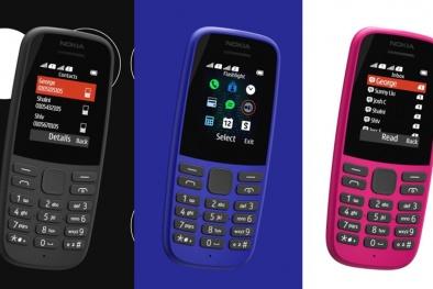 Soi tính năng và công nghệ trên điện thoại 'cục gạch' mới nhất của Nokia