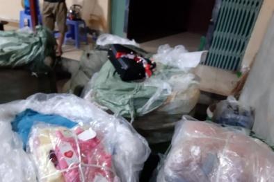 Ngăn chặn vận chuyển hàng hóa trôi nổi mang vào Việt Nam tiêu thụ