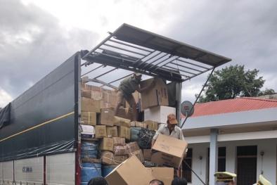 Chặn đứng lô hàng hơn 26.000 sản phẩm nhập lậu, không rõ nguồn gốc