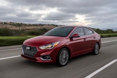 Hyundai Accent hoàn toàn mới đẹp long lanh vừa ra mắt, giá chỉ từ gần 350 triệu đồng
