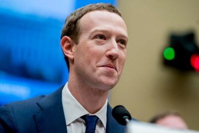 Vi phạm quyền riêng tư, Facebook bị phạt 5 tỷ USD