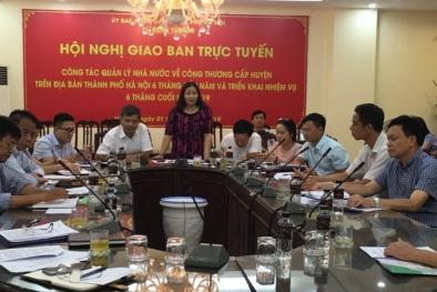 Hà Nội: Nâng cao hiệu quả quản lý nhà nước¸ đẩy mạnh phát triển công nghiệp và thương mại