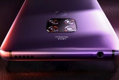 Huawei Mate 30 chuẩn bị ra mắt sở hữu công nghệ gì nổi bật?