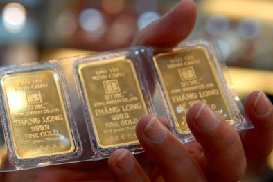 Giá vàng mới nhất ngày 5/8: Tiếp tục ở ngưỡng cao và có xu hướng tăng
