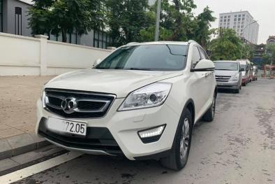 Ô tô SUV 5 chỗ Trung Quốc cũ đẹp long lanh bán hơn 300 triệu, bằng Kia Morning mới