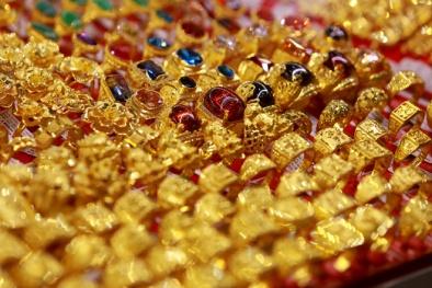 Giá vàng mới nhất hôm nay (6/8): Vàng trong nước tiếp tục tăng