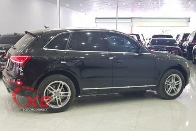 Showroom ô tô Việt Nhật bán xe bị tai nạn cho khách hàng