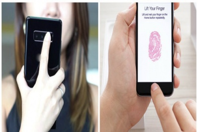 Thủ thuật mở khoá điện thoại khi không dùng được dấu vân tay