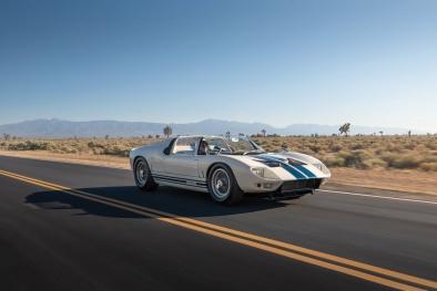 Siêu xe Ford GT40 Roadster chuẩn bị lên sàn đấu giá, dự kiến thu về 9 triệu USD