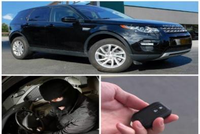 Liệt những dòng ô tô hiện đại có thể bị lấy trộm chỉ trong 'tích tắc'