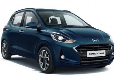 Hyundai Grand i10 bản cao cấp nhất chuẩn bị ra mắt được trang bị những gì?