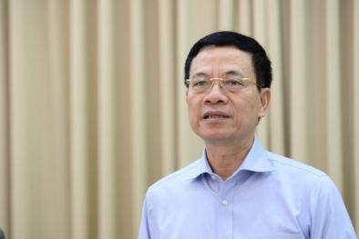 Bộ trưởng Nguyễn Mạnh Hùng: Còn tồn tại sim rác, nhà mạng sẽ không được cấp phép dịch vụ mới