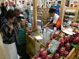 Xúc tiến đưa sản phẩm nông nghiệp vào chuỗi bán lẻ AEON Việt Nam