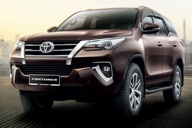 Toyota Fortuner và Innova được nâng cấp màn hình giải trí 9.0 inch