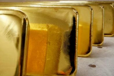 Giá vàng ngày 23/8: Đồng USD mạnh lên, áp lực rủi ro tăng cao khiến giá vàng giảm mạnh