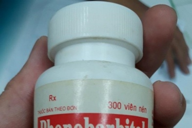 Cảnh báo: Ngộ độc nặng do sử dụng quá liều thuốc trị tâm thần