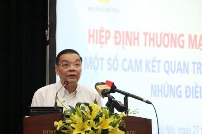 Bộ trưởng Chu Ngọc Anh: EVFTA là động lực thúc đẩy chuyển giao công nghệ cao