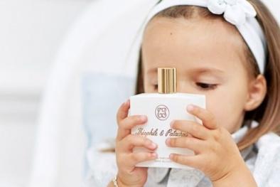 Các sản phẩm chăm sóc cá nhân như dầu gội và kem dưỡng da gây hại cho trẻ nhỏ