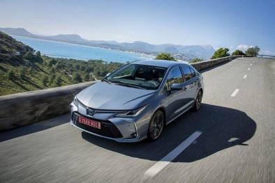Đẹp 'long lanh' giá chỉ hơn 500 triệu, Toyota Corolla Altis 2019 được ứng dụng những gì?