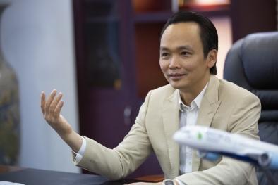 Ông chủ hãng hàng không Bamboo Airways sắp có trong tay gần 1,9 nghìn tỷ đồng