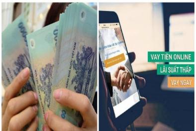 Lời mời vay tiền qua ứng dụng trên điện thoại - 'bẫy lừa đảo' người dùng nên tỉnh táo