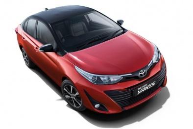 Toyota Yaris mới đẹp long lanh vừa ra mắt giá từ 278 triệu đồng/chiếc có gì nổi bật?