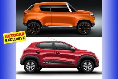 'Phát sốt' chiếc ô tô Suzuki SUV nhỏ giá chỉ từ 113 triệu đồng sắp ra mắt