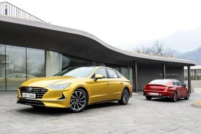 Hơn 8 nghìn người Hàn đổ xô mua chiếc xe ô tô Hyundai đẹp long lanh trong 1 tháng