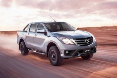 Ô tô bán tải của Mazda giảm mạnh 50 triệu, rơi về mốc 500 triệu đồng/chiếc