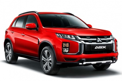 Chốt giá hơn 500 triệu, Mitsubishi ASX 2020 có ứng dụng gì đặc biệt?