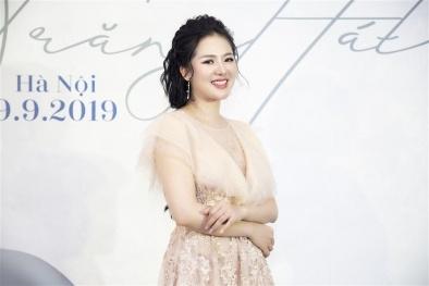 Ca sỹ Phạm Thùy Dung sẽ biểu diễn cùng Dàn nhạc Giao hưởng Mặt trời trong liveshow kỷ niệm 9 năm ca hát
