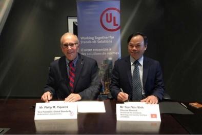 Việt Nam hợp tác với UL trong lĩnh vực cấp phép tiêu chuẩn
