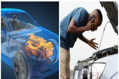Bộ điều khiển động cơ ô tô bị lỗi- dấu hiệu đáng báo động cần mang xe đi sửa ngay