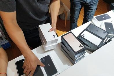 Chỉ sau 1 ngày mở bán, iPhone 11 xách tay giảm giá mạnh