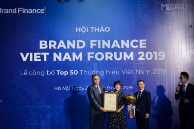 Thương hiệu Viettel có giá trị nhất Việt Nam với hơn 4,3 tỷ USD