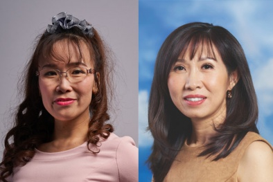 2 CEO Việt giỏi xuất sắc được vinh danh nữ doanh nhân quyền lực châu Á là ai?