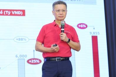 Tổng Giám đốc Techcombank Nguyễn Lê Quốc Anh: Thành công là 'trái ngọt' từ hành trình chuyển đổi mạnh mẽ