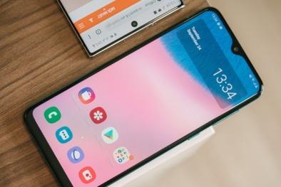 'Cận cảnh' Samsung Galaxy A30s giá hơn 6 triệu đồng