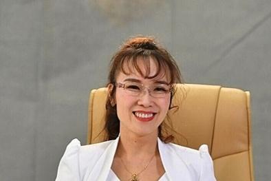 Lần đầu tiên bà chủ Vietjet Air lọt top 1.000 người giàu nhất thế giới
