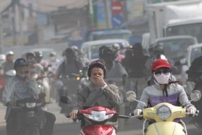 Giải pháp nào cho tình trạng ô nhiễm không khí ở Hà Nội và TP.HCM?