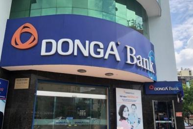 17.000 tỷ nợ xấu được thu hồi, DongABank có qua cơn bĩ cực?