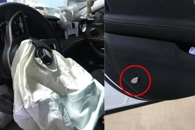 'Độ' logo trên vô-lăng ô tô có ngày 'mất mạng' tài xế nên tránh
