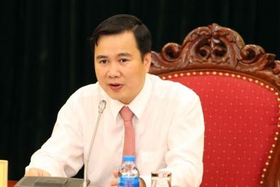 Thứ trưởng Bùi Thế Duy: Chính phủ coi ĐMST là mũi nhọn kinh tế