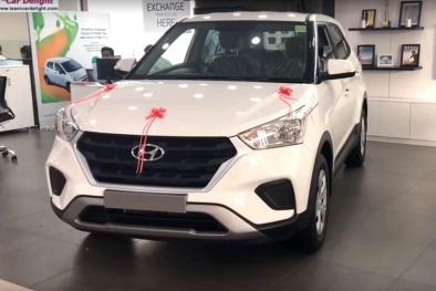 Ô tô SUV Hyundai mới đẹp long lanh giá 354 triệu vừa trình làng có gì hay?
