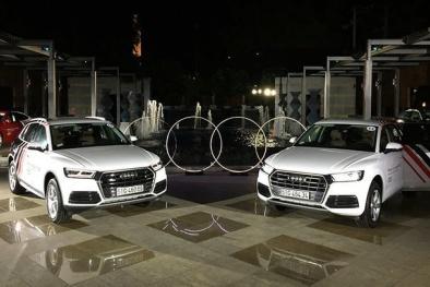 Audi triệu hồi loạt xe Q5 tại thị trường Việt Nam để gia cố ốp chắn bùn
